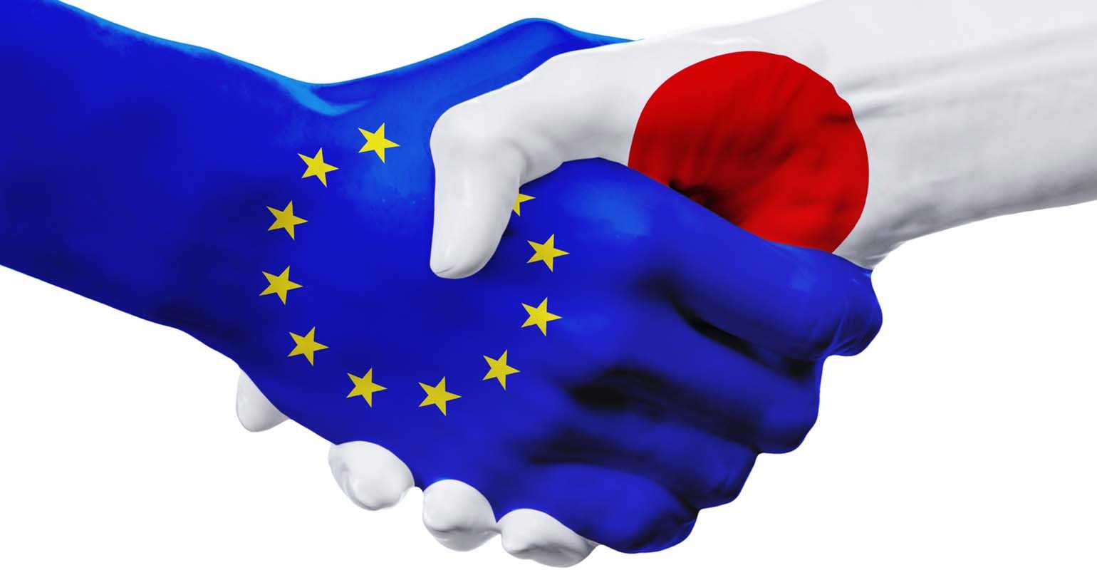 EU, Japan seek to push through trade deal before Brexit